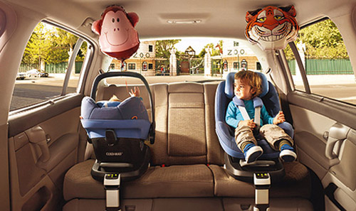 Isofix Family Fix Kindersitz Maxi Cosi Familyfix Basis Station Für Cabriofix Pebble