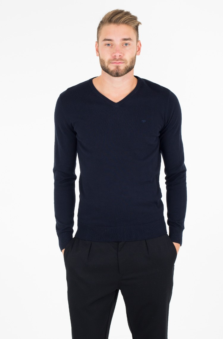 Tom Teiler Sweater 3022881 09 10 Tom Tailor Mens Knitwear Denim Dream E Pood