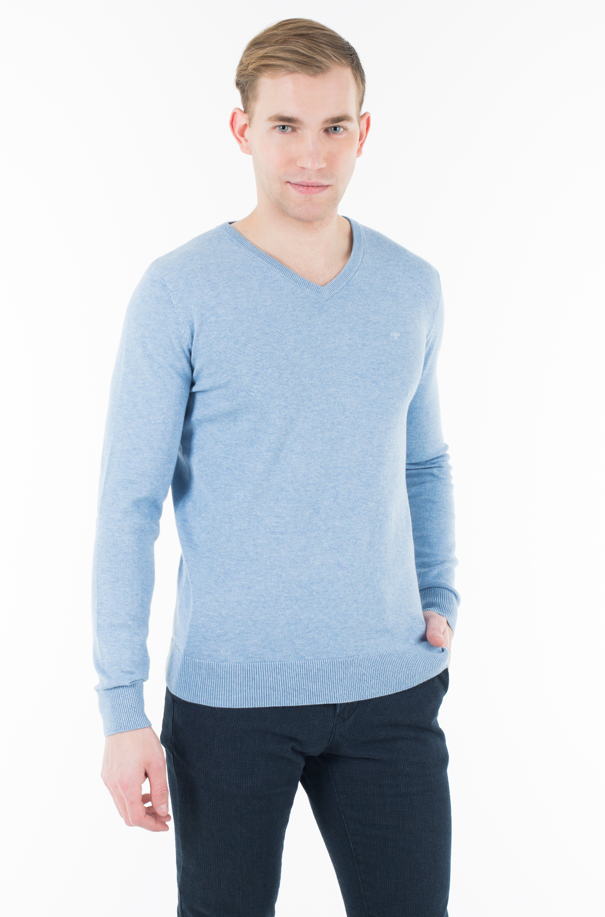 Sweater 3022881 09 10 Tom Tailor Mens Knitwear Denim Dream E Pood Sweater 3022881 09 10 Tom Tailor Mens Knitwear Denim Dream E Pood