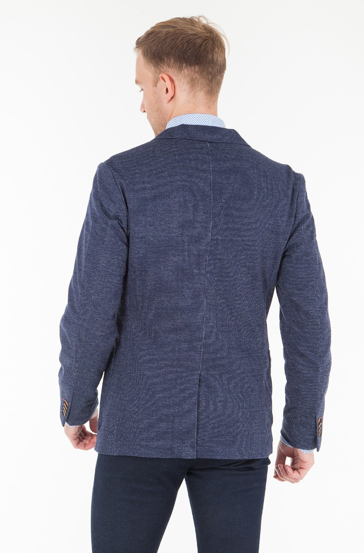 Www Tom Tailor Blue 2 Blazer 1004144 Tom Tailor Mens Blazers Denim Dream E Pood