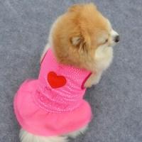 Small Pet Dog Apparel Vest Puppy Cat Coat Clothes T-shirt ...