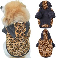 UK Pet Dog Cat Puppy Sweater Hoodie Coat For Small Puppy ...