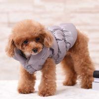 Pet Dog Cute Coat Jacket Vest Puppy Clothes Apparel Puppy ...