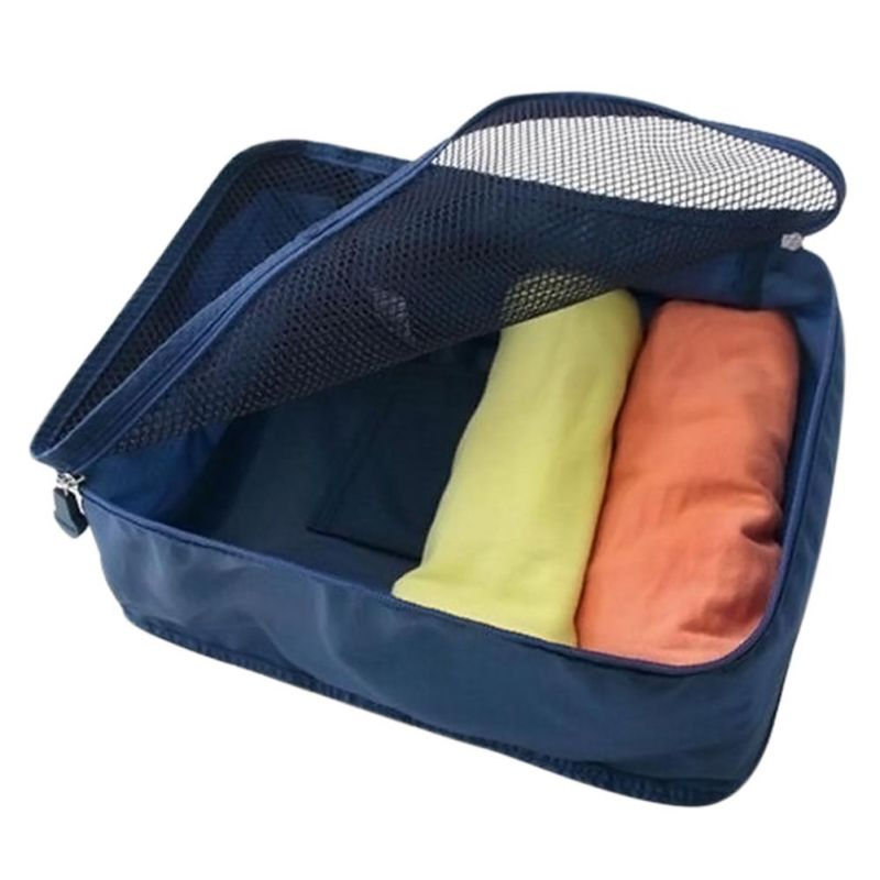 Foldable Travel Storage Bags Waterproof Nylon Clothes