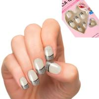 New 25 Different Style Acrylic Nail tips Manicure French ...
