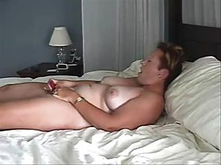 cum in wifes pussy after