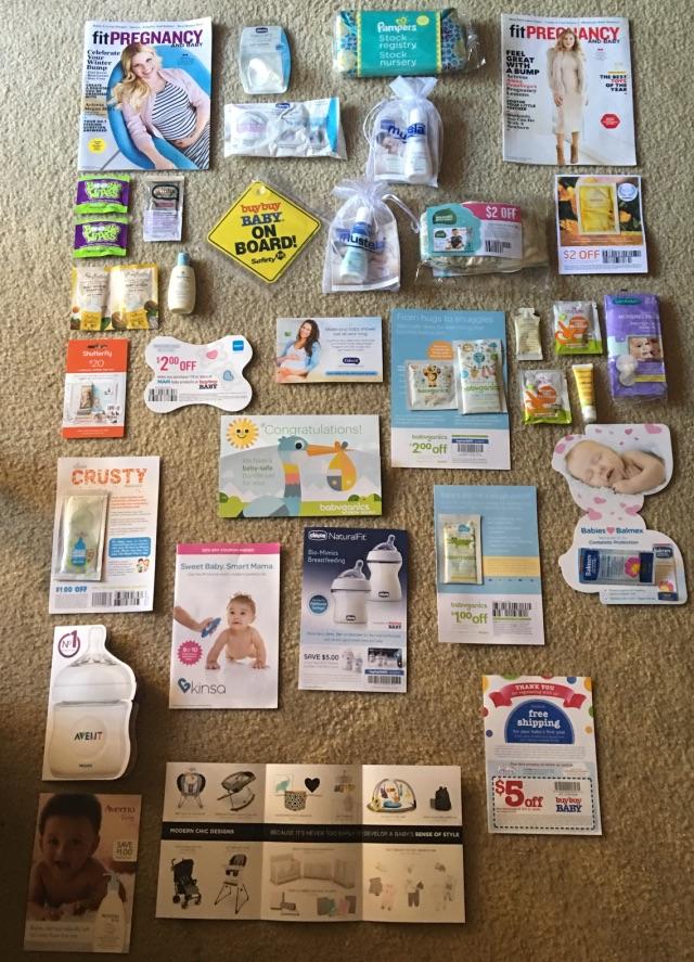 Buy Buy Baby registry gift bag - Glow Community - buy buy baby job application