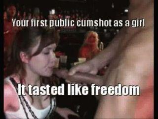 public tease