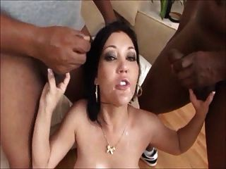 deep throat cum in mouth