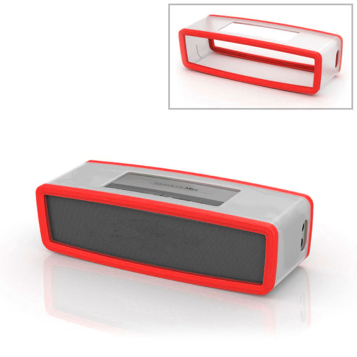 Bluetooth Box Soft Cover Box Silicone Carry Case Bag For Bose Soundlink