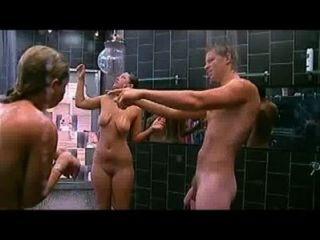 public shower boner