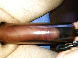 extreme penis pumping