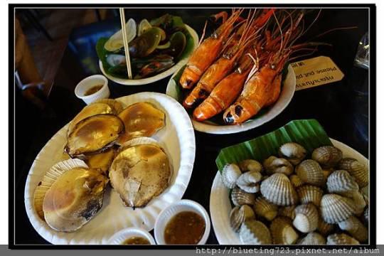 泰國《Amphawa安帕瓦水上市場》Chanchala海鮮3.jpg