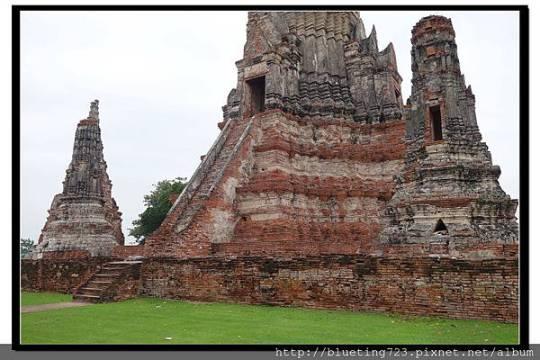 泰國大城府《Ayutthaya大城》柴瓦塔那蘭寺WAT CHAI WATTHANARAM 6.jpg