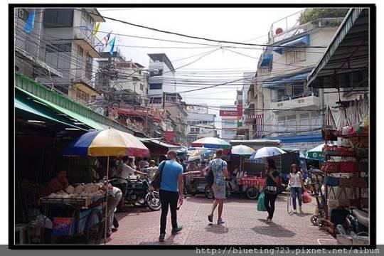 泰國曼谷《中國城(耀華力路)》碼頭.jpg