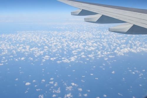 節能省燃油大作戰….汽車在地上能飆的  飛機也照飆