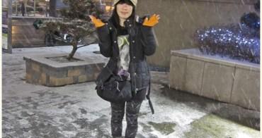 《批貨*南韓》菜鳥苦力行~下雪初體驗