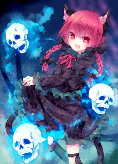 Anime Girl Wallpaper 画像 東方project 火焔猫燐 画像まとめ Naver まとめ