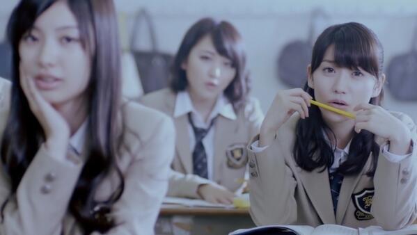 この学生・大島優子はどのMVで見れる?