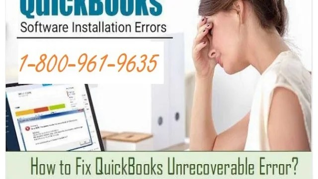 QuickBooks Error Support смотреть онлайн видео от Saffron Smith в - Quickbooks Unrecoverable Error