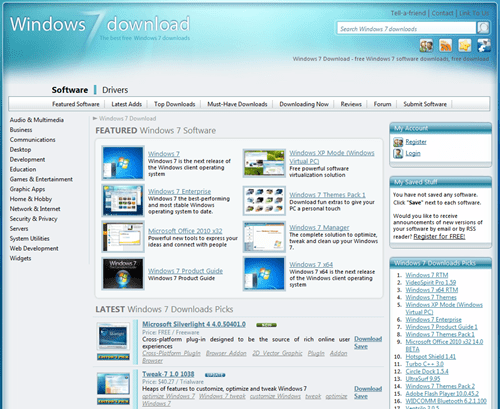 windows7 download 軟體下載-05