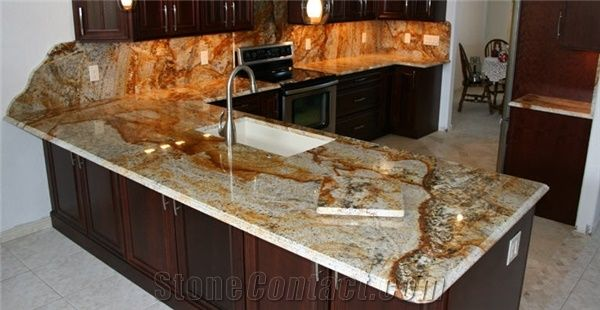 Yellow River Granite Countertops from United States ...