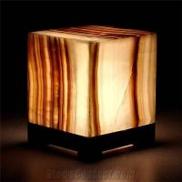 Onyx Lamp, Onyx Craft, Marquetry Onyx from Mexico ...