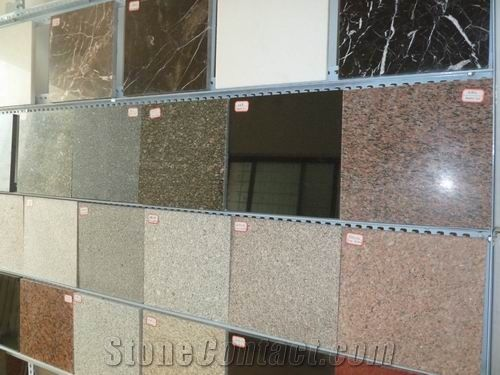 Blue Flower Granite Chinese Granite Stone Flooring Tiles From China