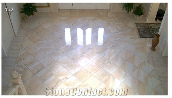 Oxford Rose Marble Floor Tiles Romania Pink Marble From