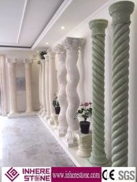 Hot Sale Decorative Wall Pillars Stone,Column Top,Roman ...