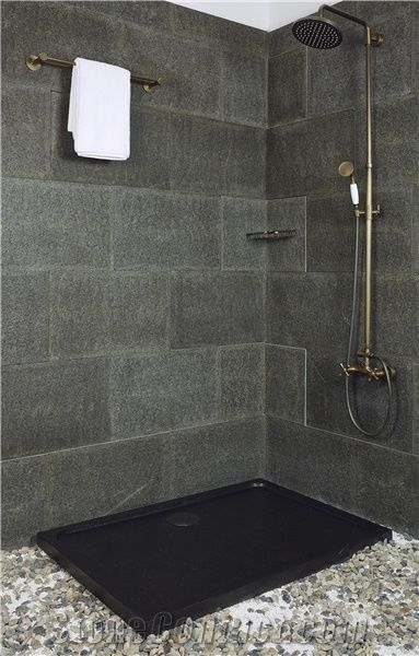 Natural Stone Shower Tray/ Granite Shower Tray/ Limestone Shower