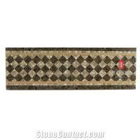 China Products Italian Marble Decorative Flooring Mosaic ...