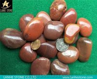 Cheap Brown Pebble Stone for Garden Flooring Pebble Stone ...