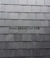 Chinese Roofing Slate/Grey Slate Roofing Tiles/ Dark Grey ...