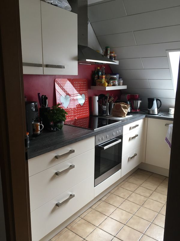 Impuls Küche Hängeschrank | Abzug Im Oberschrank ...