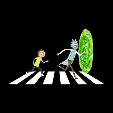 Rick And Morty Hd Wallpaper 为什么拿《瑞克和莫蒂》 Rick And Morty 作头像的大多是拿莫蒂而不是瑞克作为头像? 知乎