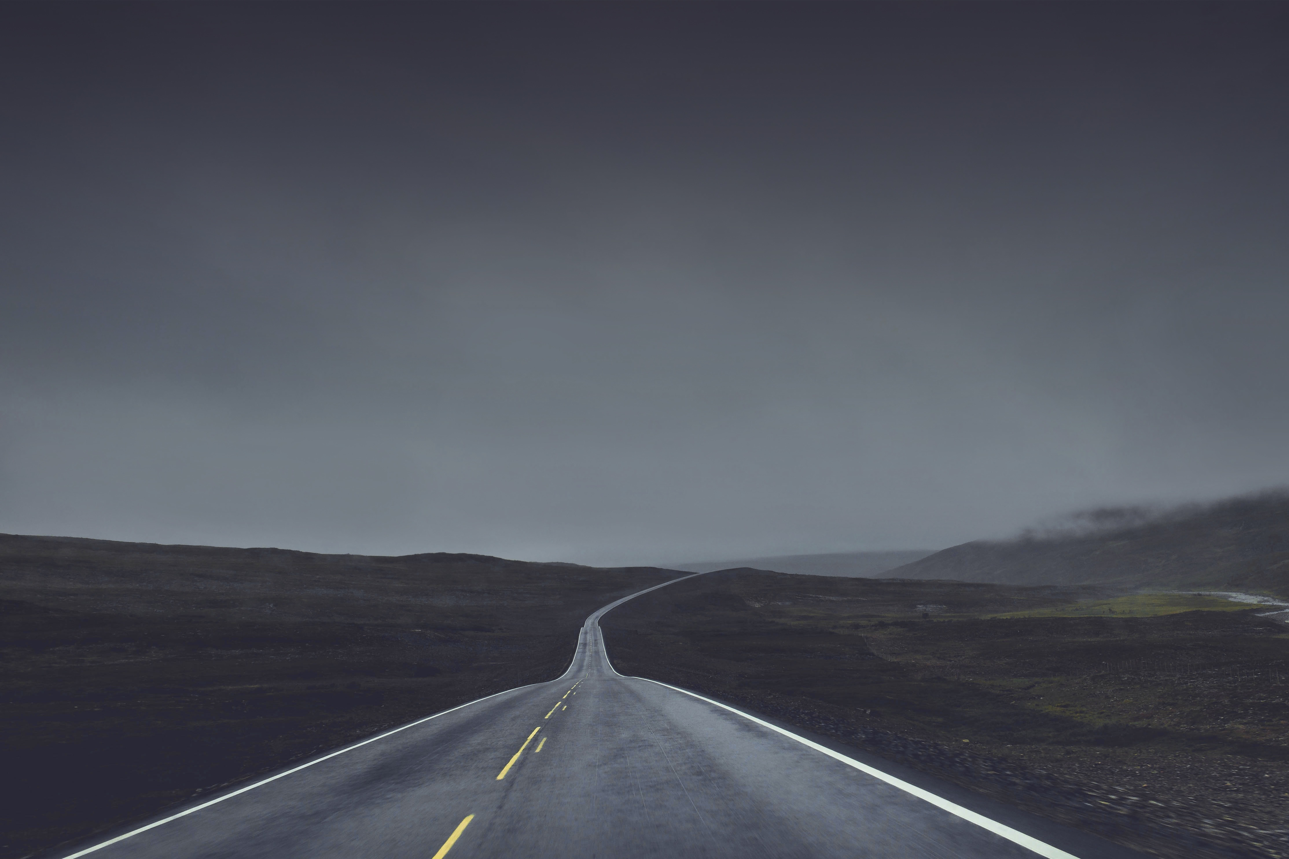 Islamic Quotes And Wallpapers Picalls Com Lonely Road By Olivier Guillard