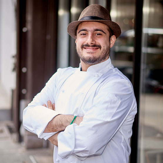 Chef Philip Guardione Piccola Cucina New York Ibiza