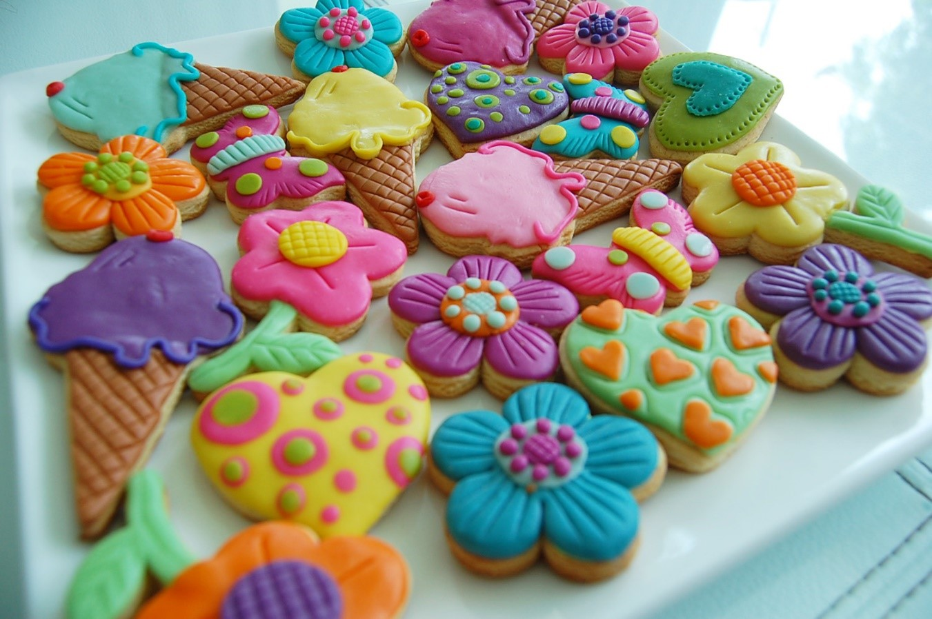 Galletas Decoradas Niños 6 Postres Perfectos Para Un Candy Bar Piccola Festa