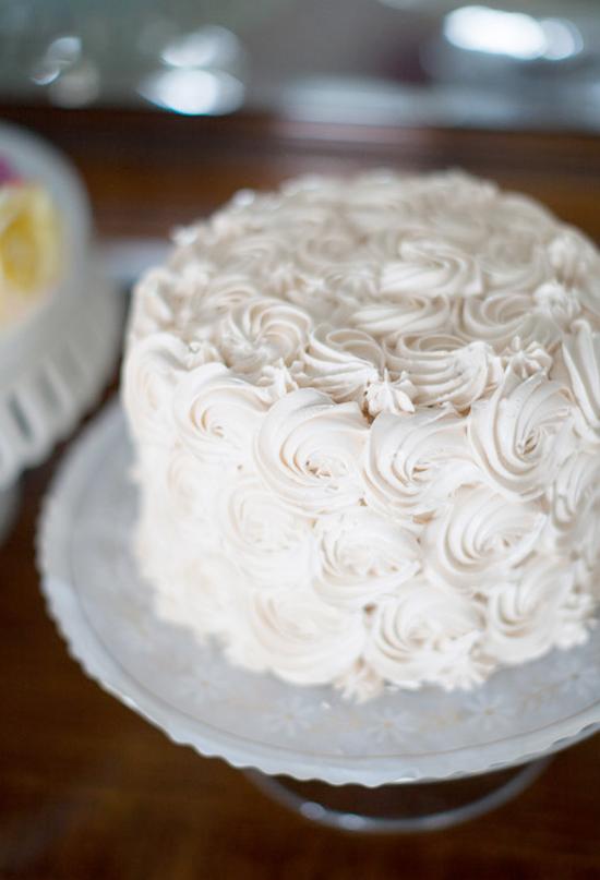 Easy Cake Decorating Ideas For Bridal Shower : Battesimo in rosa e lilla