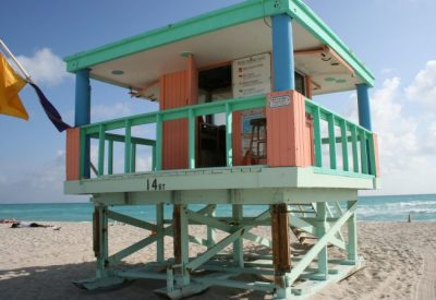 South Beach Lifeguard Station