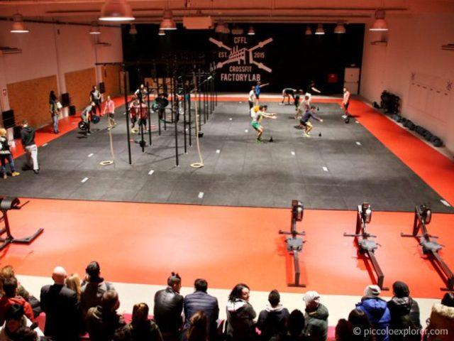 CrossFit Factory Lab Fano