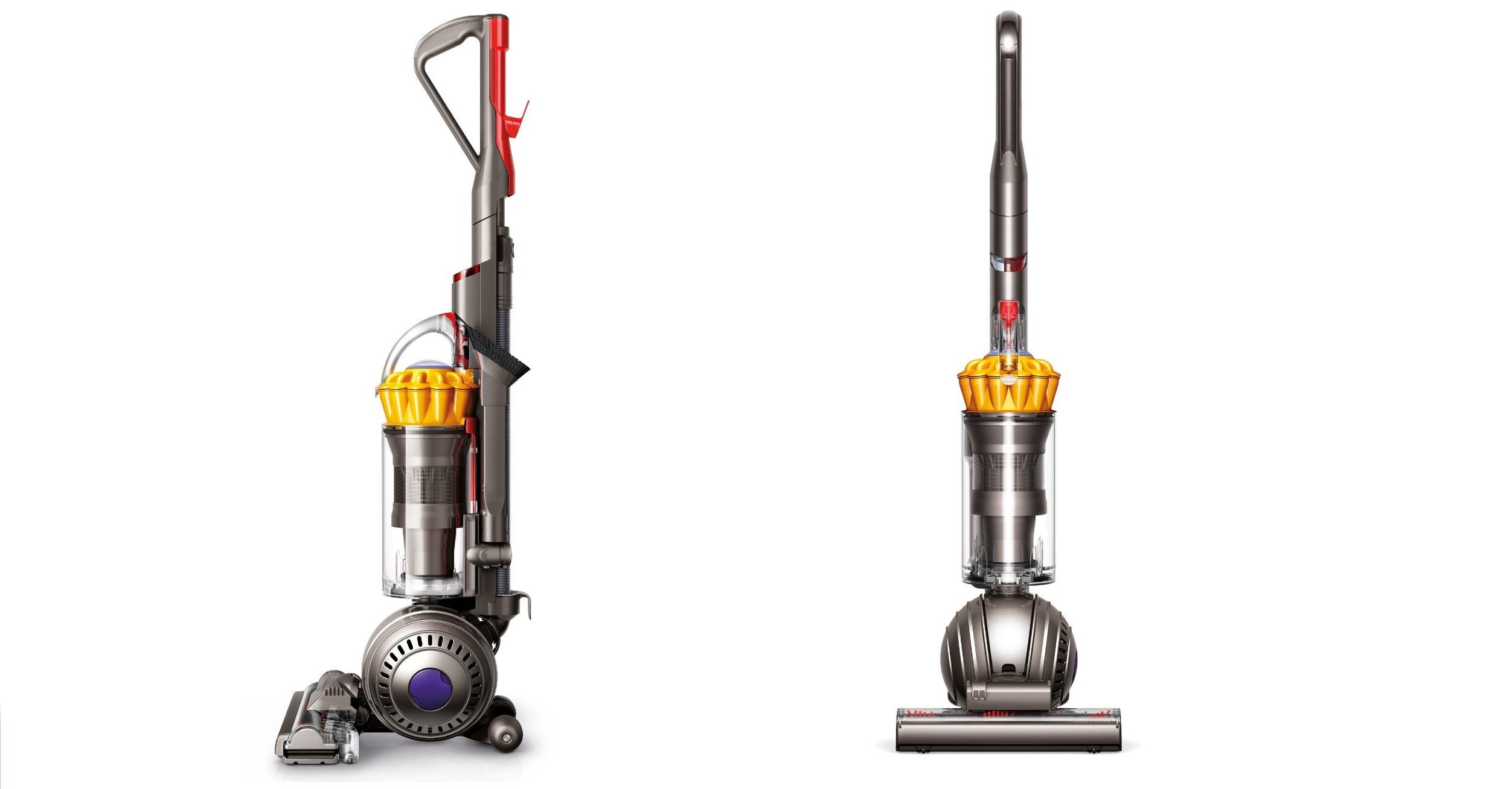Dyson Dc40 Multi Floor Upright Vacuum Cleaner Bagless