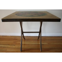 Small Crop Of Folding Card Table