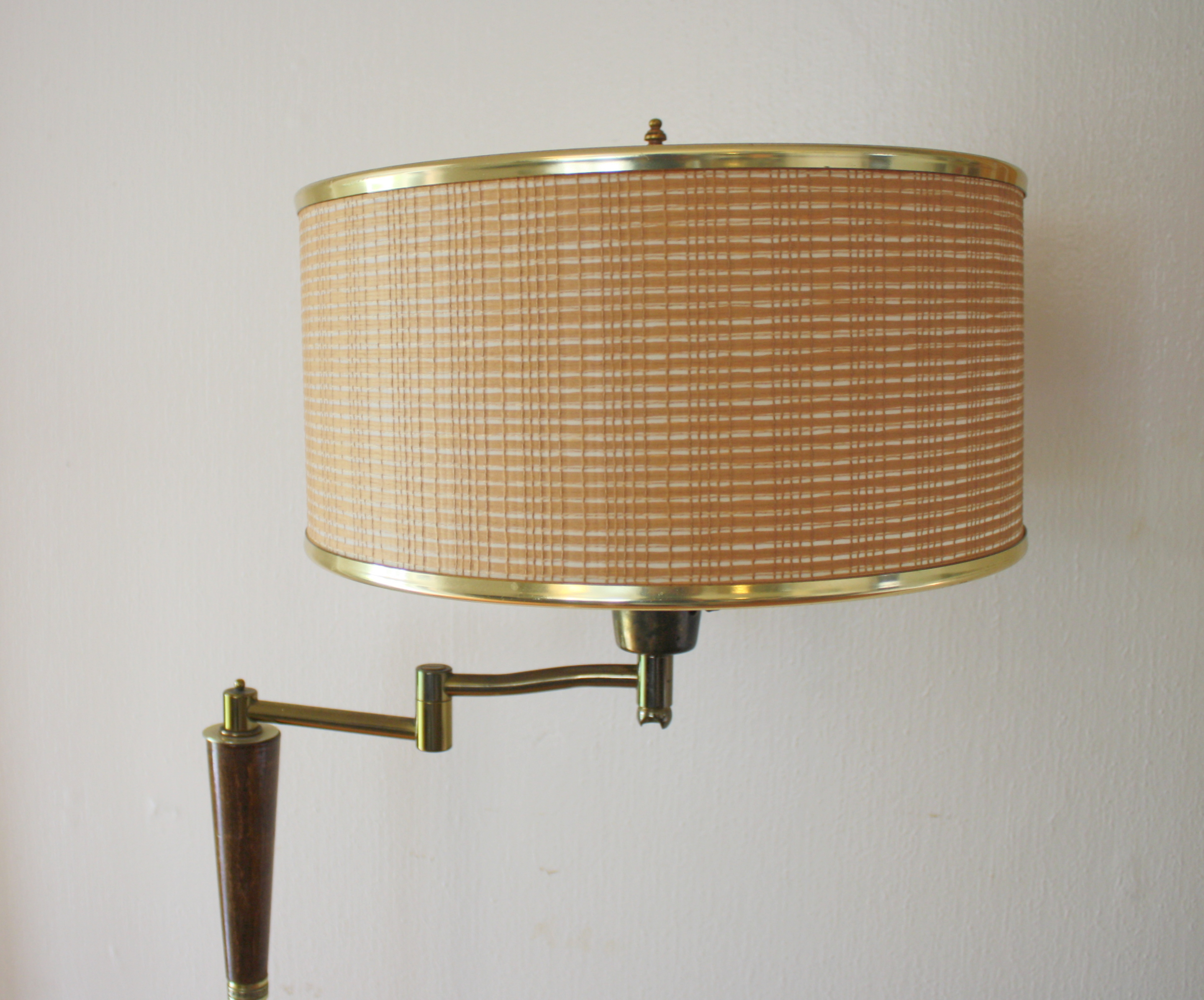 Mid Century Swing Arm Wall Lamp Mid Century Modern Swing Arm Floor Lamps Picked Vintage