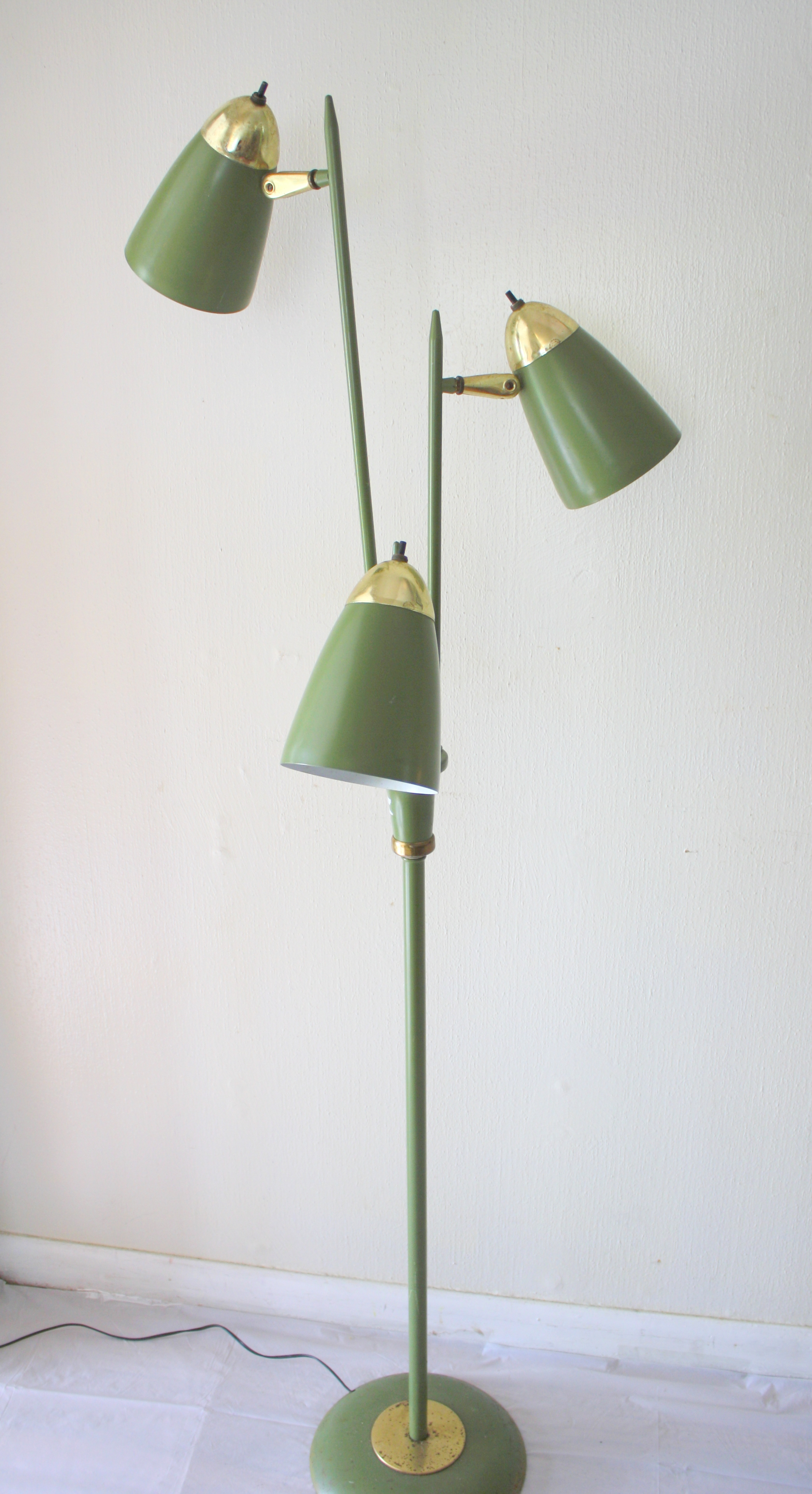 Modern Vintage Lights Mid Century Modern Floor Lamps Picked Vintage