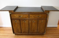 Drexel Accolade Console Bar Serving Cabinet