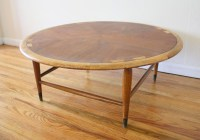 Mid Century Modern Round Lane Acclaim Coffee Table ...