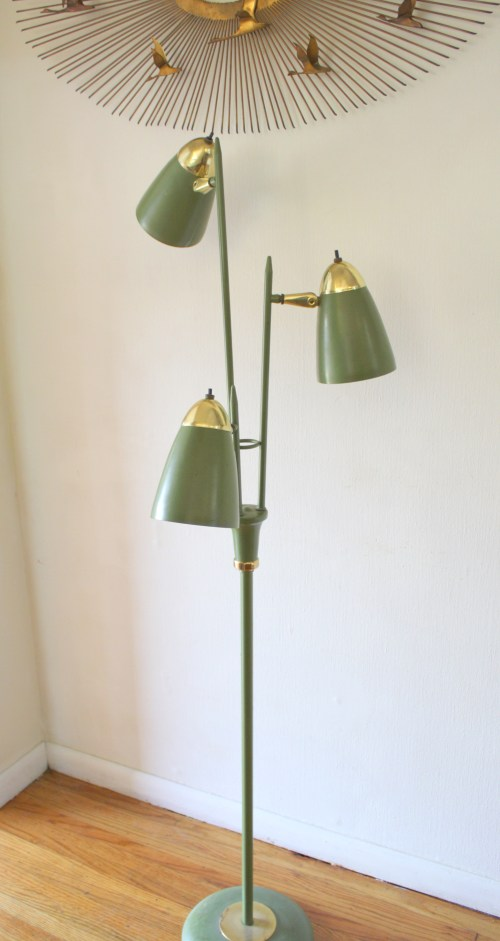 Medium Of Mid Century Modern Lamp