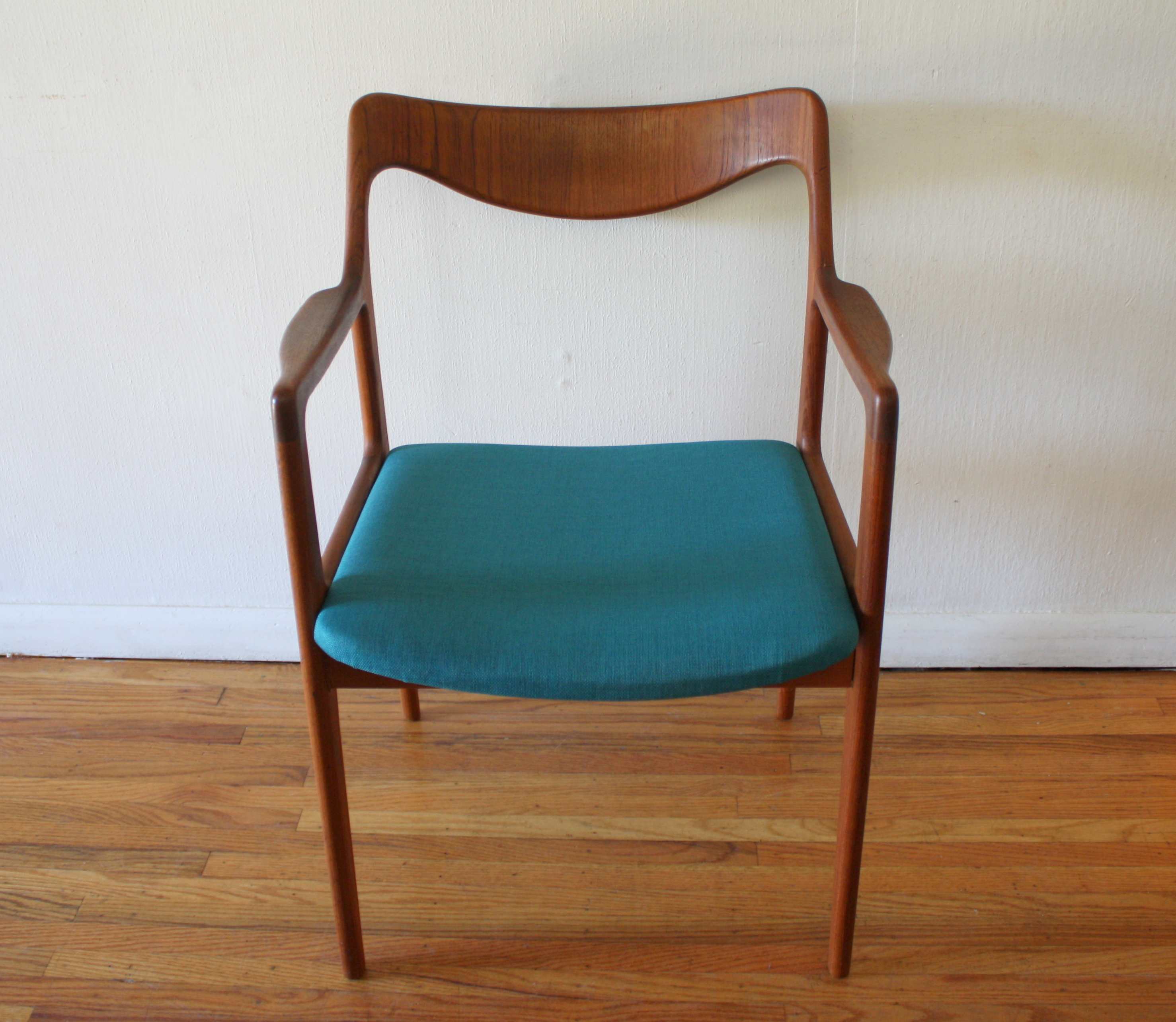 Swedish Mid Century Furniture Mid Century Modern Swedish Teak Chair Picked Vintage